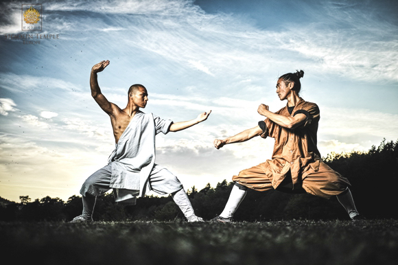 Shaolin Temple Europe - Formentraining