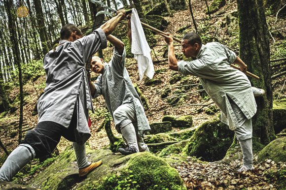 Shaolin Temple Europe - Kung Fu