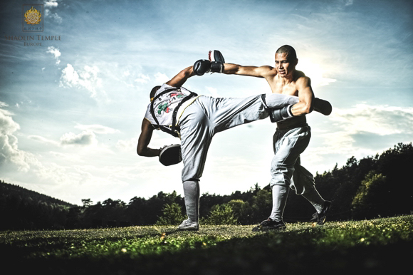 Shaolin Temple Europe - Training